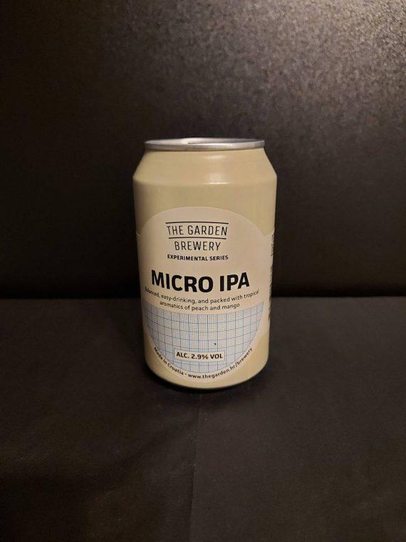 The Garden Brewery - Micro IPA