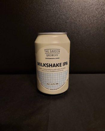 The garden Brewery - Milkshake IPA