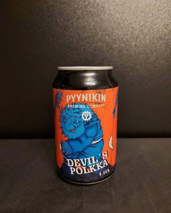 Pyynikin - Devil's Polkka