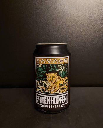 Totenhopfen - Savage Cans