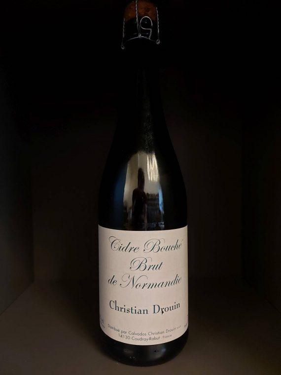 Christian Droin - Cidre Bouché Brut