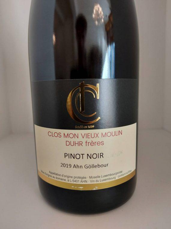 Clos Mon Vieux Moulin - Pinot Noir