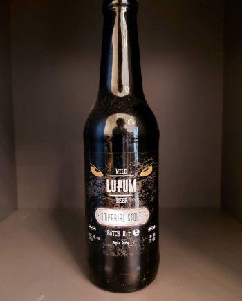 Lipum - Imperial Stout Batch 2