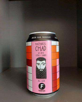 Frontaal - Hazebros Chad