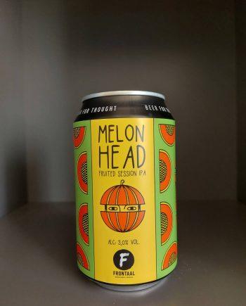 Frontaal - Melon Head