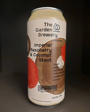 Garden - Imperial Raspberry Coconut Stout