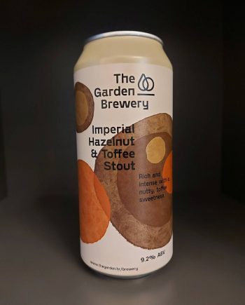 The Garden - Imperial Hazelnut & Toffee Stout