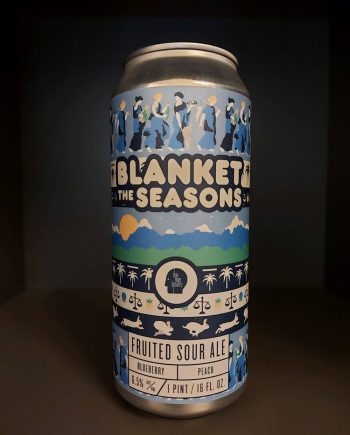 Thin Man - Blanket The Seasons