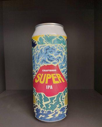 CraftBros - Super IPA