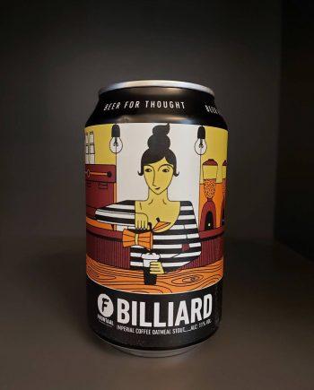 Frontaal - Billiard