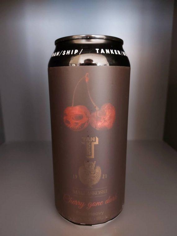 Tanker - Cherry Gone Dark