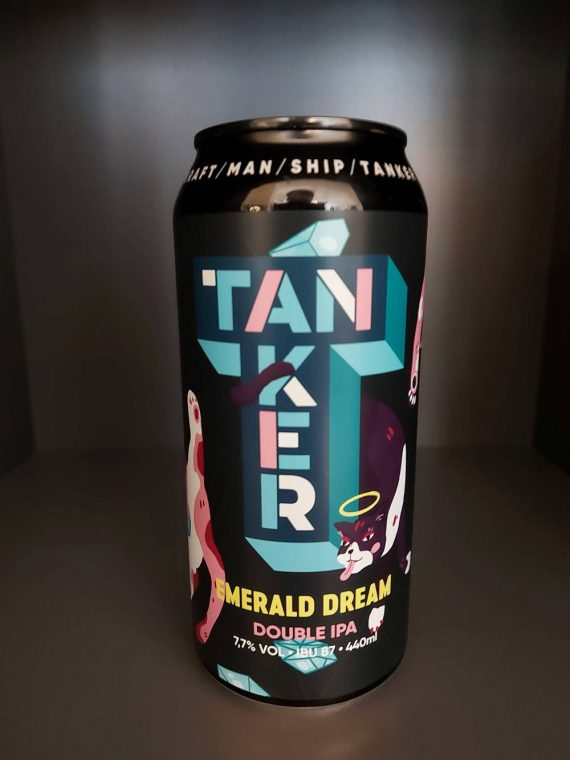 Tanker - Emerald Dream