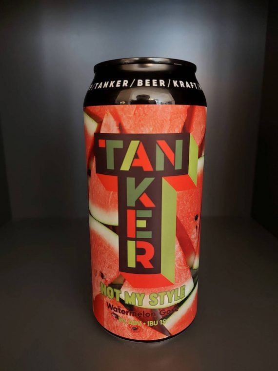 Tanker - Not My Style