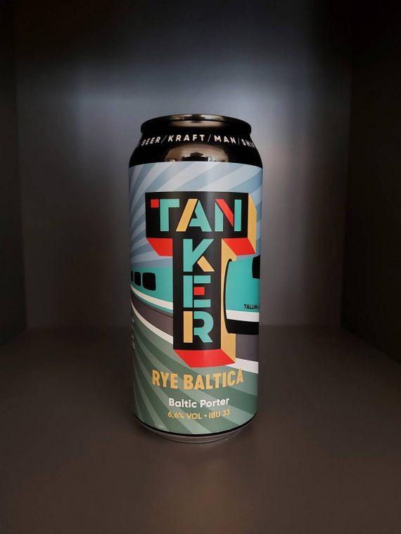 Tanker - Rye baltica