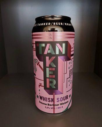 Tanker - Wisk Sour