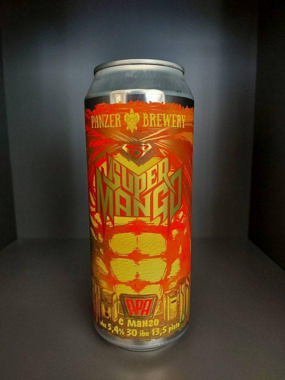 Panzer Brewery - Super Mango