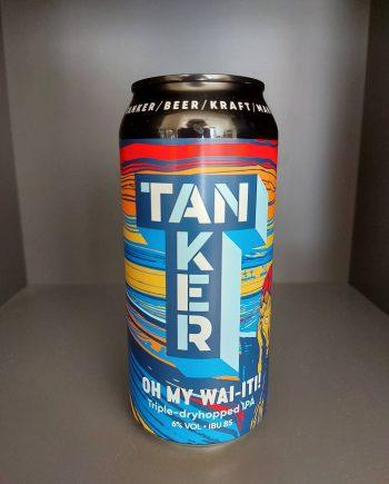 Tanker - Oh My Wai iti