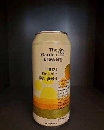 The Garden - Hazy DIPA #04