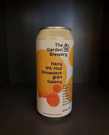The Garden - Hazy IPA #04