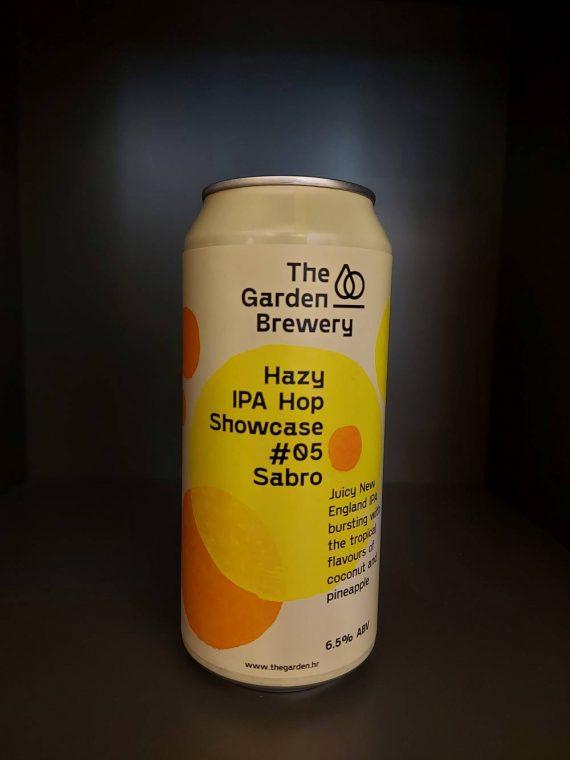 The Garden - Hazy IPA #05