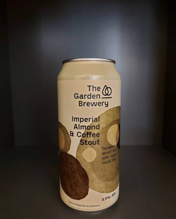 The Garden - Imperial Almond & Coffee Stout
