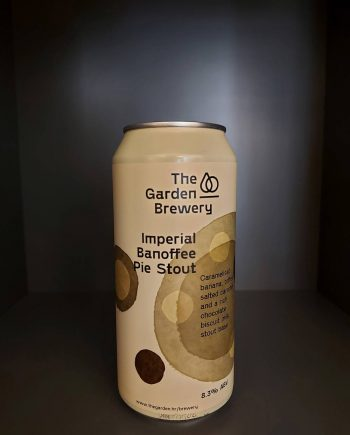 The Garden - Imperial Banoffee Pie Stout
