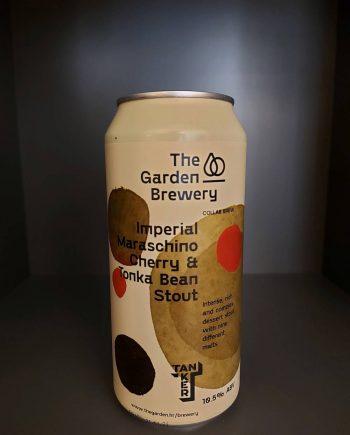 The Garden - Imperial Cherry & Tonka Bean Stout