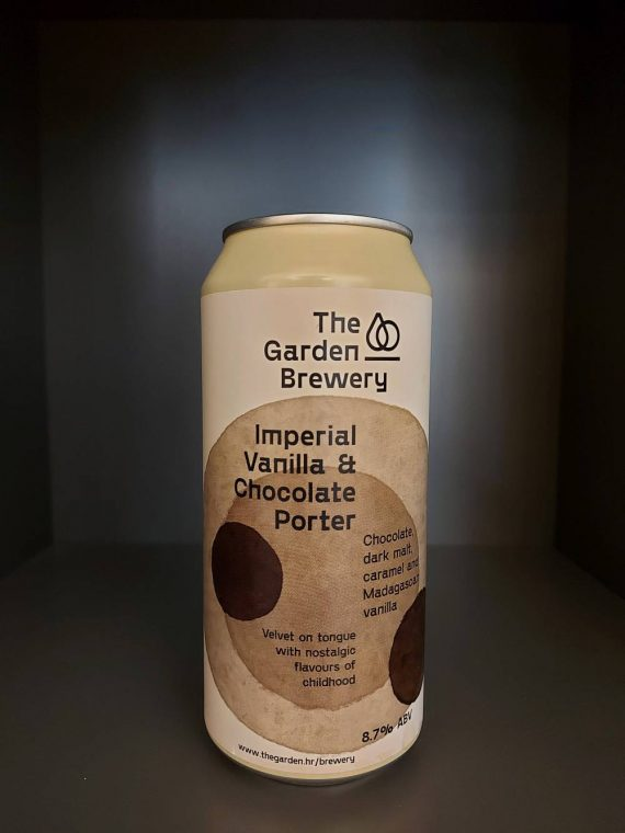 The Garden - Imperial Chocolate & Vanilla Porter