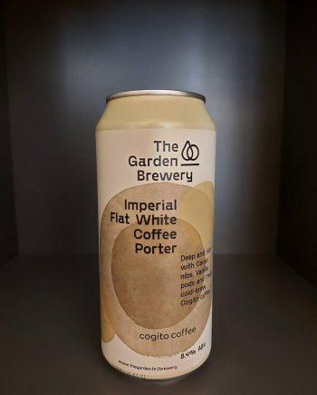 The Garden - Imperial Flat White Coffee Porter