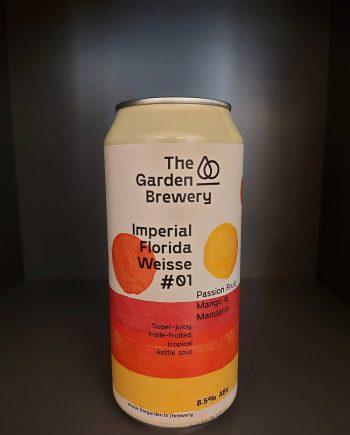 The Garden - Imperial Florida Weisse #01