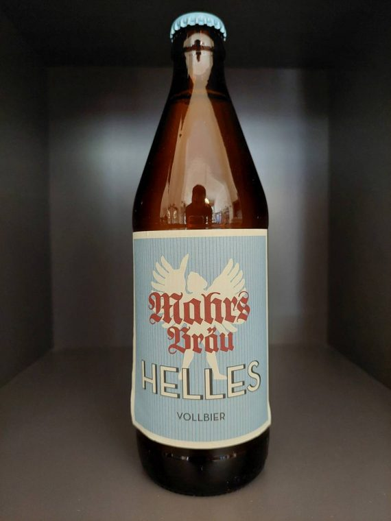 Mahrs Bräu - Helles