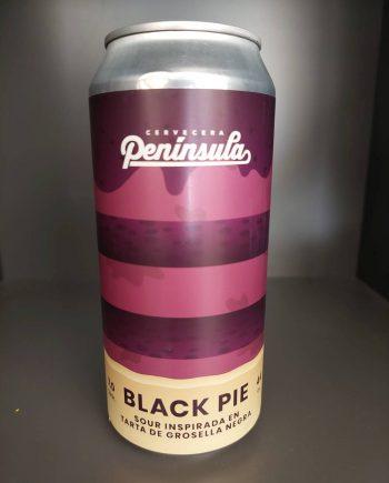 Peninsula - Black Pie