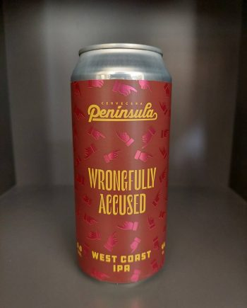 Peninsula - Wrongfully Accused